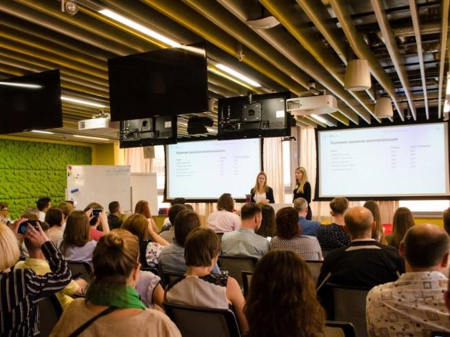 Автомобильные маркетологи встретятся в офисе Google