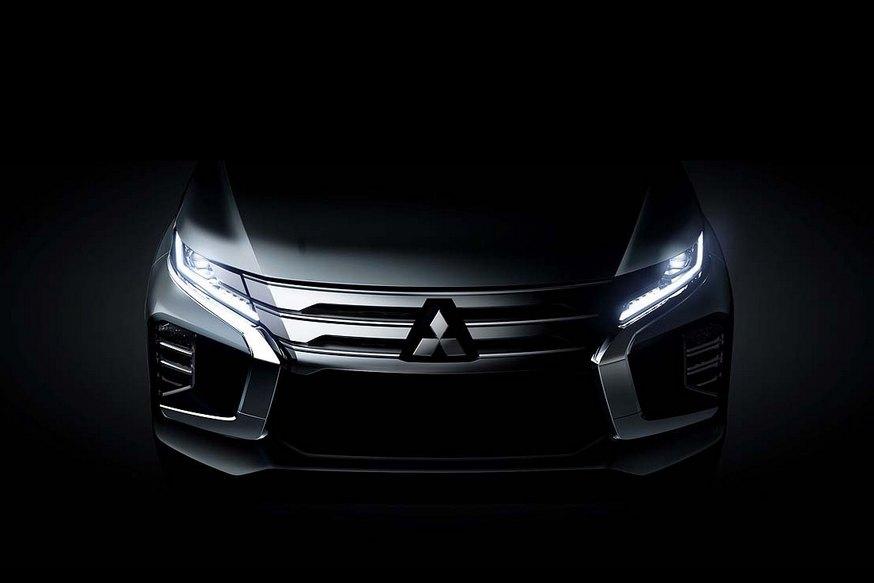 Обновлённый Mitsubishi Pajero Sport дизайн под Delica и L200 комплектации стали богаче