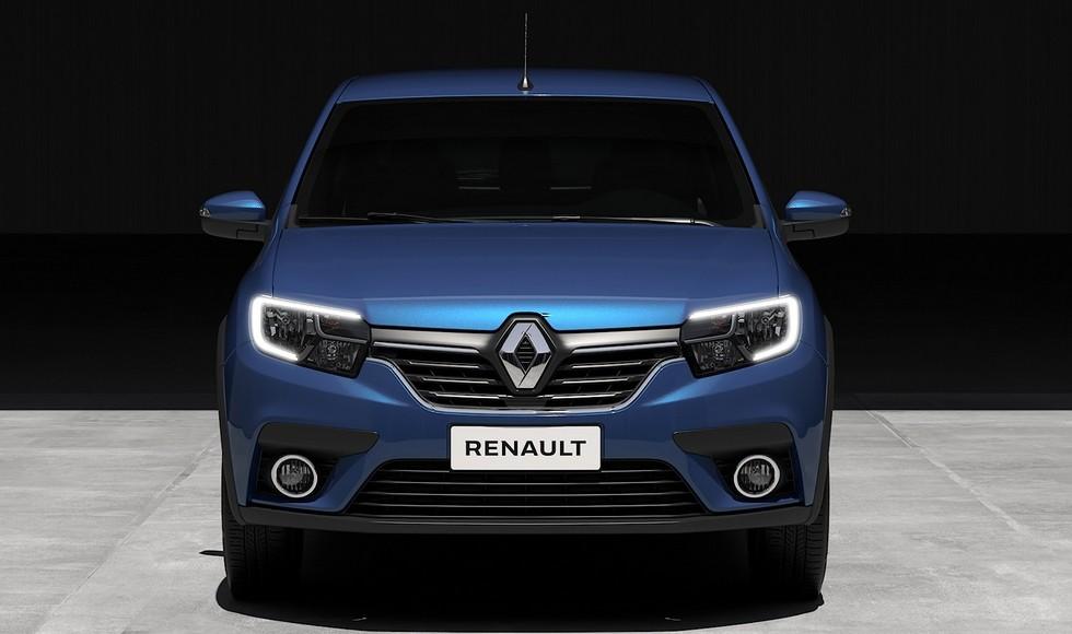 Обновлённый Renault Sandero: фонари «под Megane» и вариатор