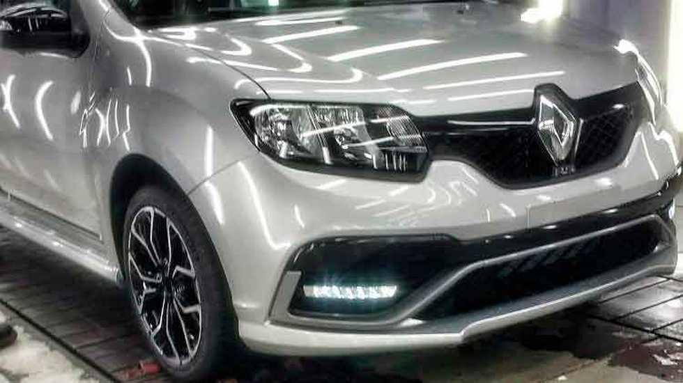 Обновленный Renault Sandero RS