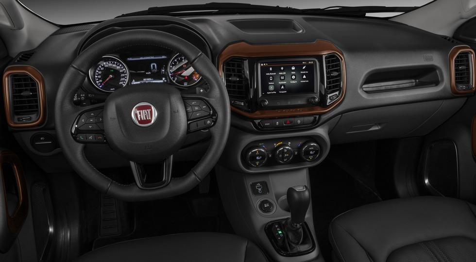Пикап Fiat Toro-2020: дизель теперь и в «базе», у новой топ-версии – кузов с крышкой