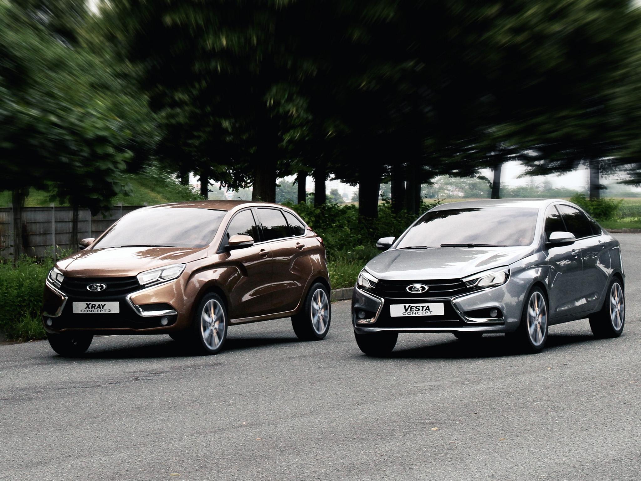 АвтоВАЗ инвестирует в новые модели 100 млрд рублей картинки