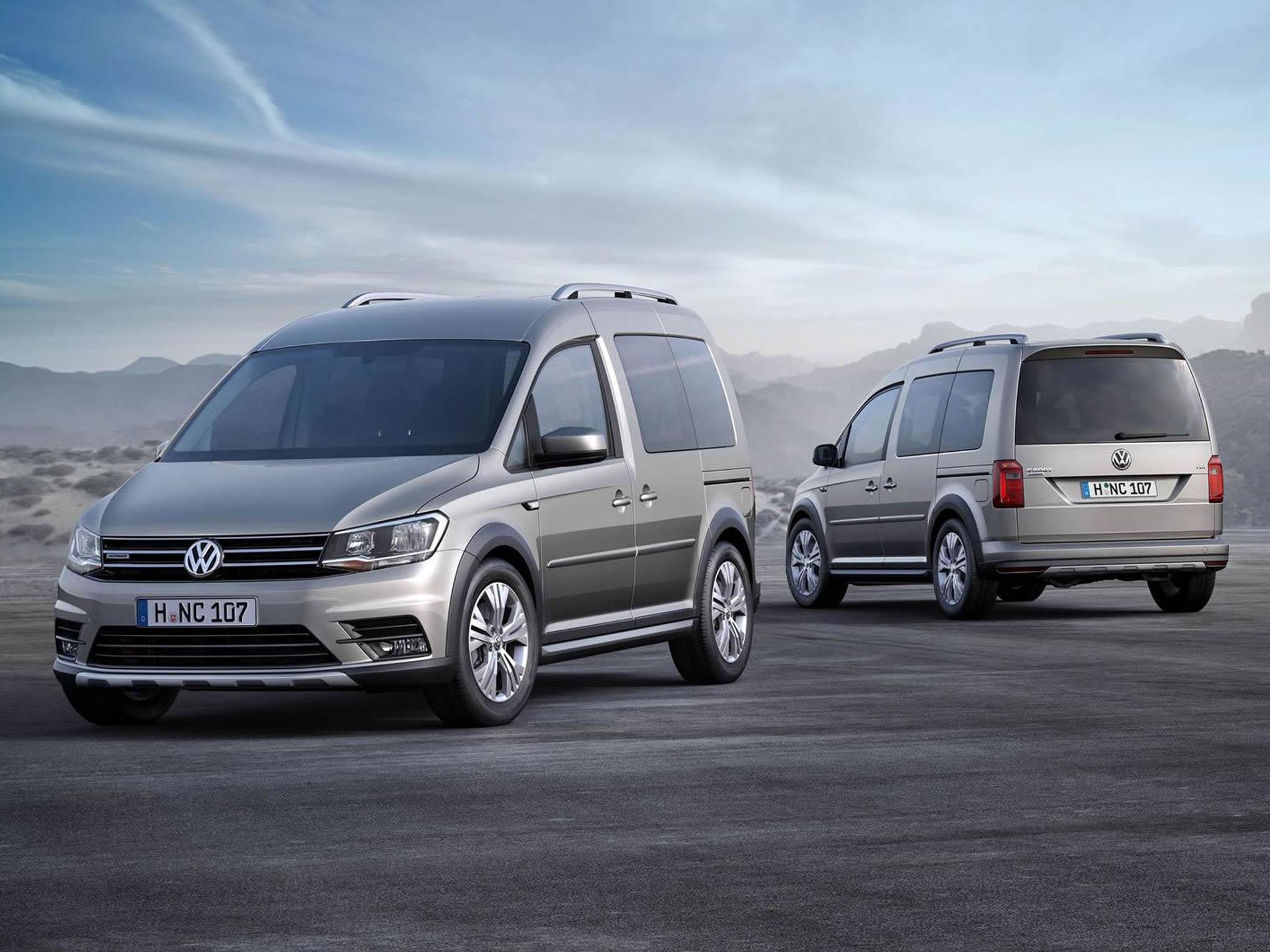 Volkswagen Caddy в исполнении Alltrack заработал всеми четырьмя - Колеса.ру 67ea6a5eba0c9