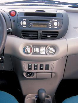 Nissan Almera Tino 2.0 CVT