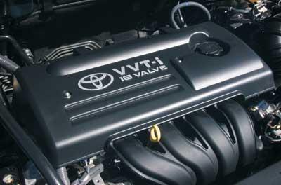Одно из назначений системы изменения фаз газораспределения VVT-i – создание запаса крутящего момента на низких оборотах.