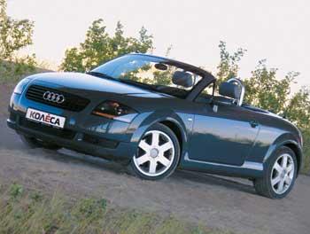 Audi TT Roadster 1.8T quattro