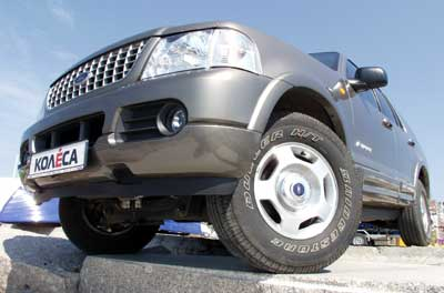 Ford Explorer II 4.0 Limited