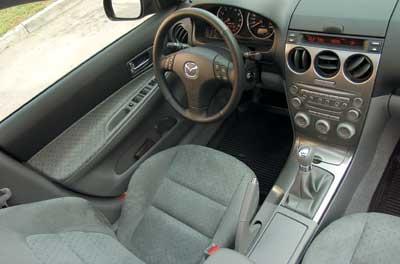 Mazda6 2.0 Elegance