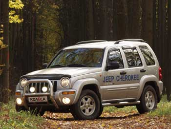 Jeep Cherokee 3.7L Limited Edition