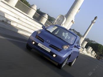 Nissan Micra / 3