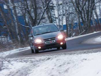 Hyundai Getz 1.3 GLS / 1