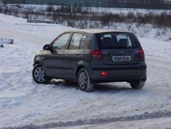 Hyundai Getz 1.3 GLS / 3