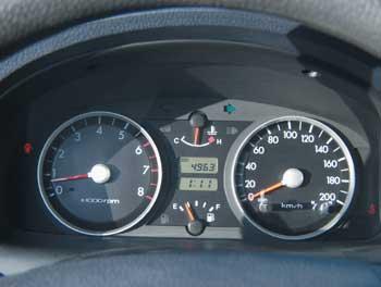 Hyundai Getz 1.3 GLS / 4