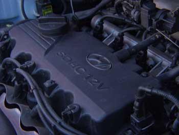 Hyundai Getz 1.3 GLS / 7