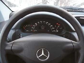 Mercedes-Benz Vaneo 1.9 Family / 2