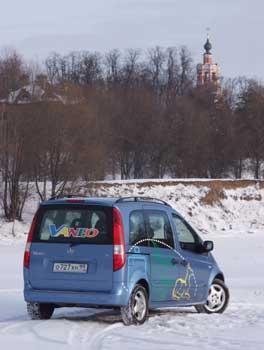 Mercedes-Benz Vaneo 1.9 Family / 9