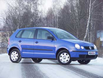 Volkswagen Polo 1.4 16V Basis / 1