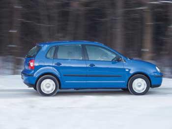 Volkswagen Polo 1.4 16V Basis / 4