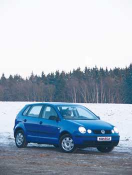 Volkswagen Polo 1.4 16V Basis / 7