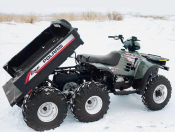 Polaris Sportsman 6x6 / 1