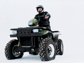 Polaris Sportsman 6x6 / 4