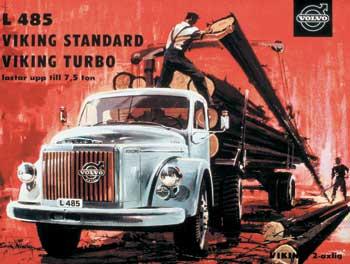 История Volvo Trucks / 1