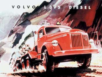 История Volvo Trucks / 3