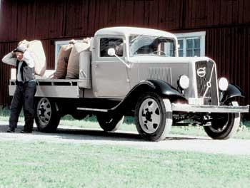 История Volvo Trucks / 4