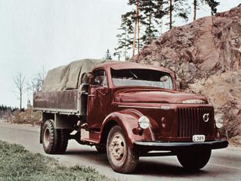 История Volvo Trucks / 7