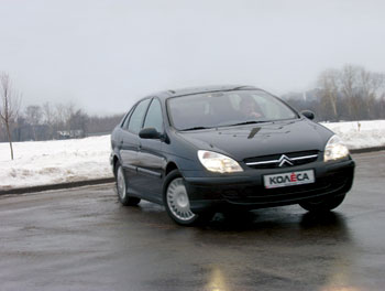 Citroёn C5 V6 Exclusive / 2