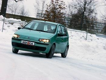 Fiat Punto 1.2 16V ELX / 1