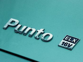 Fiat Punto 1.2 16V ELX / 2
