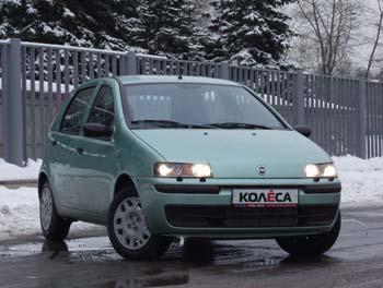 Fiat Punto 1.2 16V ELX / 3