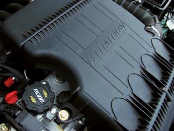 Fiat Punto 1.2 16V ELX / 7