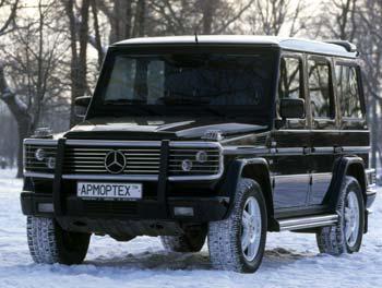 Mercedes-Benz Gelaendewagen / 1