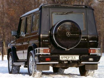 Mercedes-Benz Gelaendewagen / 2
