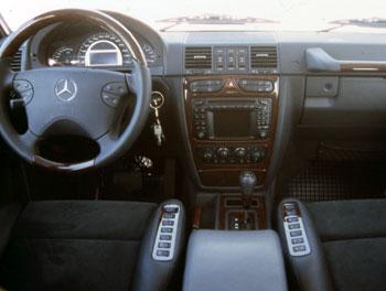 Mercedes-Benz Gelaendewagen / 4