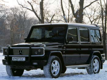 Mercedes-Benz Gelaendewagen / 9