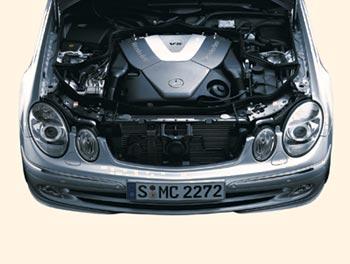 Mersedes Benz E-class 400CDI