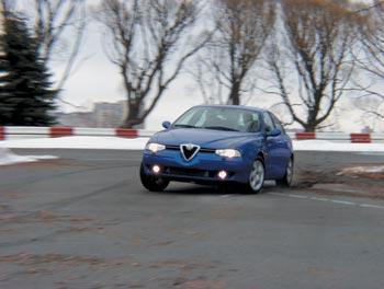 Alfa Romeo 156 2.0 Selespeed / 4