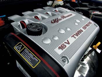 Alfa Romeo 156 2.0 Selespeed / 6