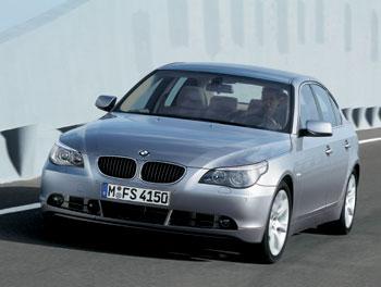 BMW 5 Series / 1