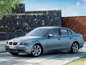 BMW 5 Series / 2