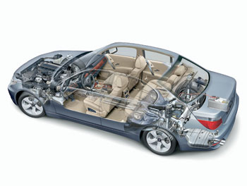 BMW 5 Series / 3