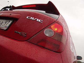 Honda Civic Type-R / 12