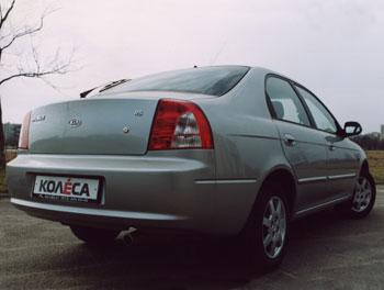 Kia Shuma II 1.6 RS / 9