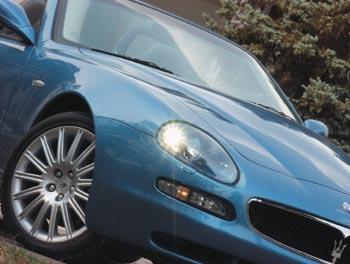 Maserati Spyder Cambiocorsa / 1