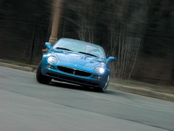 Maserati Spyder Cambiocorsa / 12