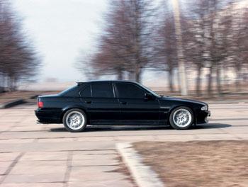 Троица BMW / 5