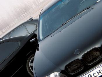 Троица BMW / 7